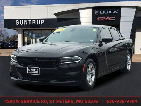 2019 Dodge Charger for sale at SUNTRUP BUICK GMC in Saint Peters MO