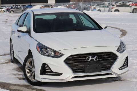 2018 Hyundai Sonata for sale at Big O Auto LLC in Omaha NE