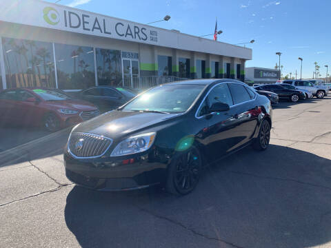 2016 Buick Verano for sale at Ideal Cars Apache Junction in Apache Junction AZ