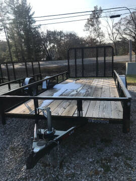 """2019 Heartland 14' x76"""" utility for sale at Gaither Powersports & Trailer Sales in Linton IN"""