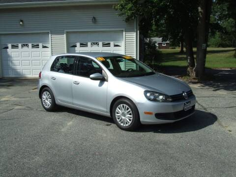 2013 Volkswagen Golf for sale at DUVAL AUTO SALES in Turner ME