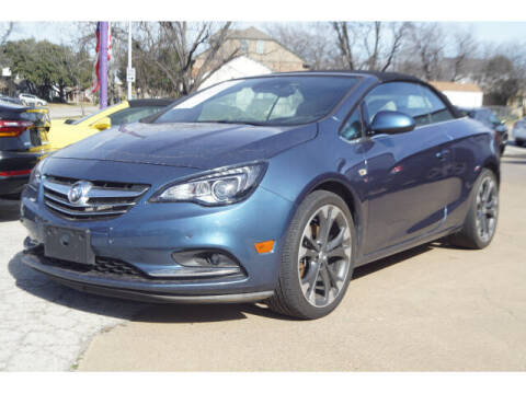 2017 Buick Cascada for sale at Watson Auto Group in Fort Worth TX