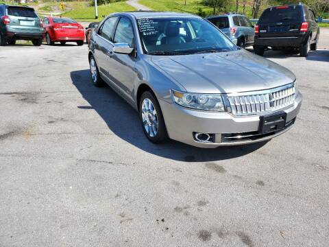 2008 Lincoln MKZ for sale at DISCOUNT AUTO SALES in Johnson City TN