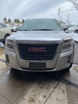 2011 GMC Terrain for sale at VENTURE MOTORS in Wickliffe OH