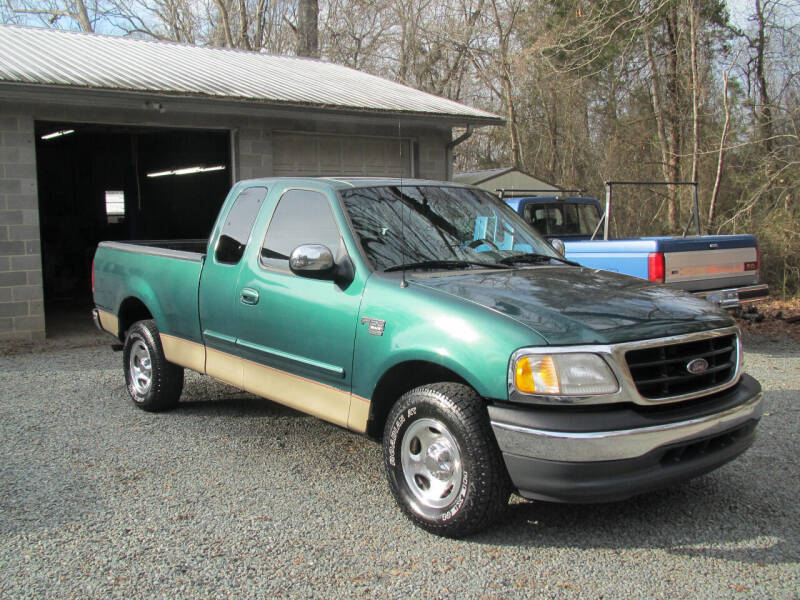 2000 Ford F-150 for sale at White Cross Auto Sales in Chapel Hill NC