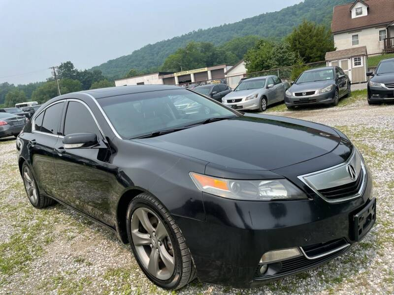 2012 Acura TL for sale at Ron Motor Inc. in Wantage NJ