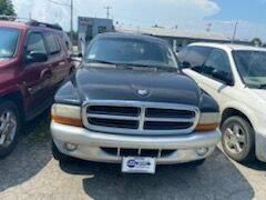 2003 Dodge Durango for sale at New Start Motors LLC - Crawfordsville in Crawfordsville IN
