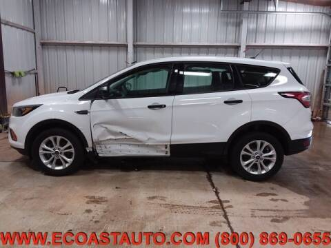 2018 Ford Escape for sale at East Coast Auto Source Inc. in Bedford VA