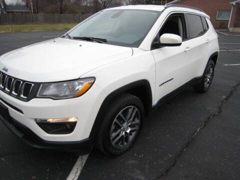 2018 Jeep Compass for sale at FINNEY'S AUTO & TRUCK in Atlanta IN