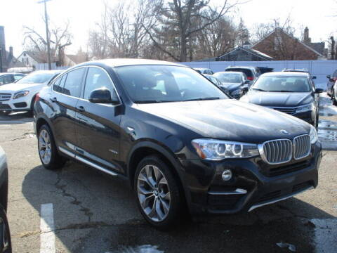 2018 BMW X4 for sale at SOUTHFIELD QUALITY CARS in Detroit MI