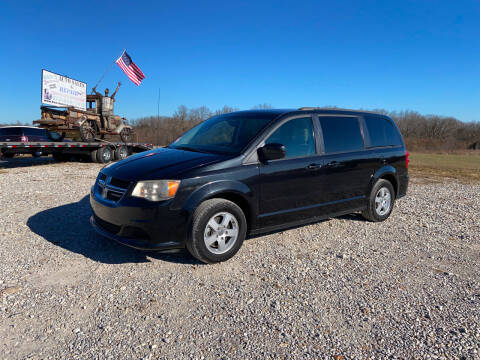 2012 Dodge Grand Caravan for sale at Ken's Auto Sales & Repairs in New Bloomfield MO