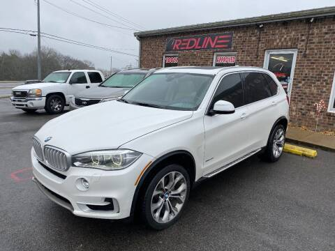 2014 BMW X5 for sale at Redline Motorplex,LLC in Gallatin TN