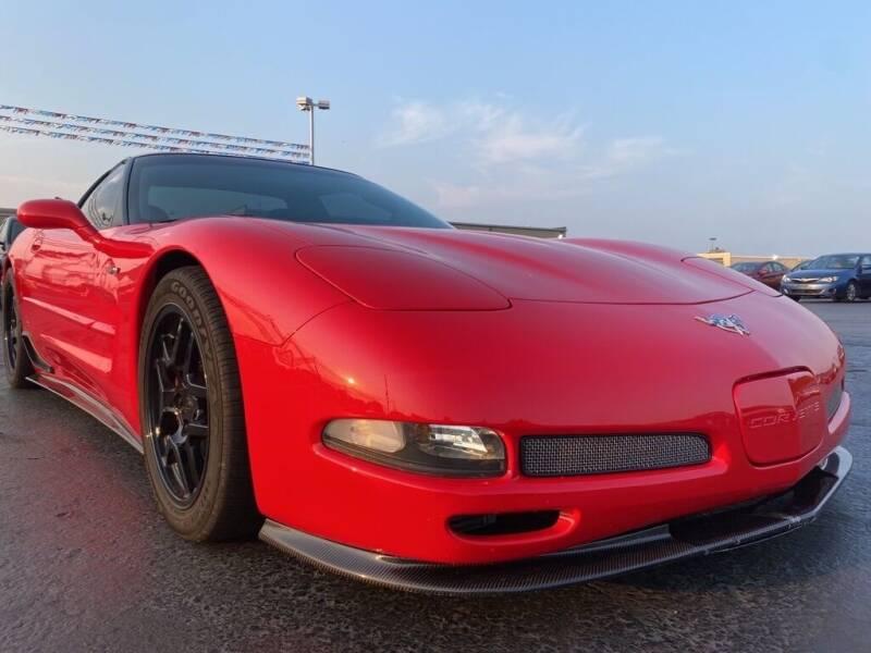 2003 Chevrolet Corvette for sale at VIP Auto Sales & Service in Franklin OH
