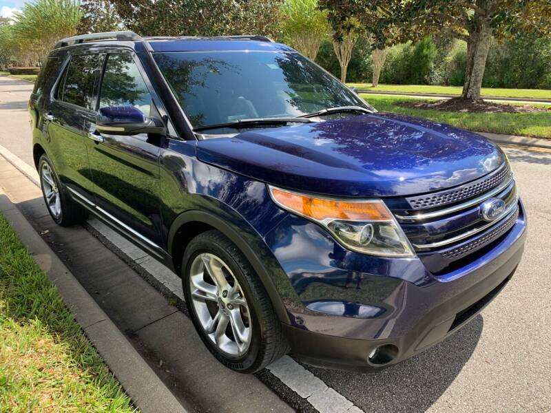 2011 Ford Explorer for sale at Perfection Motors in Orlando FL