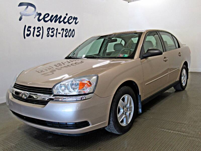 2004 Chevrolet Malibu for sale at Premier Automotive Group in Milford OH