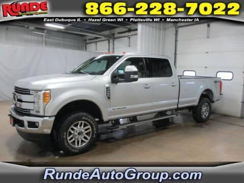 2017 Ford F-250 Super Duty for sale at Runde Chevrolet in East Dubuque IL