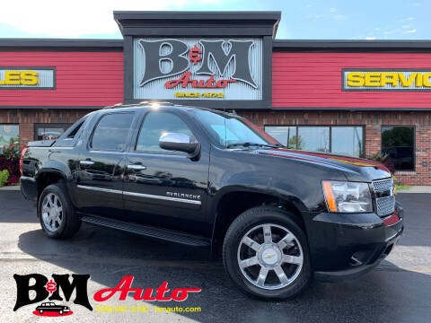 2013 Chevrolet Avalanche for sale at B & M Auto Sales Inc. in Oak Forest IL