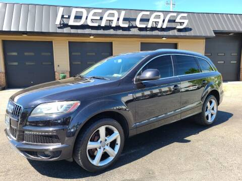 2010 Audi Q7 for sale at I-Deal Cars in Harrisburg PA
