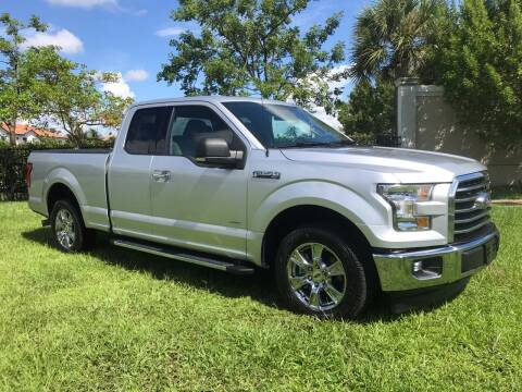 2017 Ford F-150 for sale at Kaler Auto Sales in Wilton Manors FL