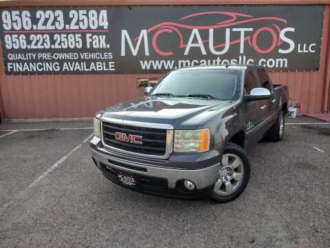 2011 GMC Sierra 1500 for sale at MC Autos LLC in Pharr TX