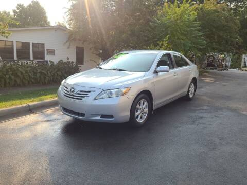 2007 Toyota Camry for sale at TR MOTORS in Gastonia NC