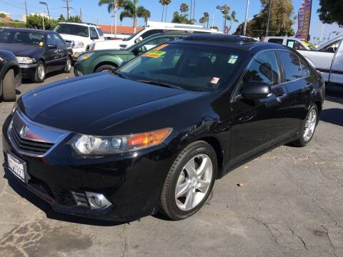 2011 Acura TSX for sale at Auto Max of Ventura in Ventura CA