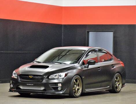 2017 Subaru WRX for sale at Style Motors LLC in Hillsboro OR