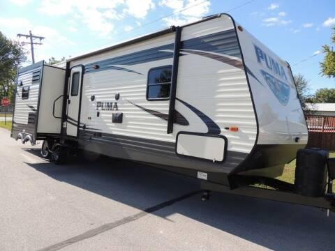 2016 Palomino Puma 32DBKS for sale at RV Wheelator in Tucson AZ