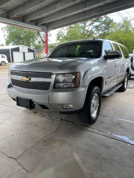2010 Chevrolet Suburban for sale at D. C.  Autos in Huntsville AL