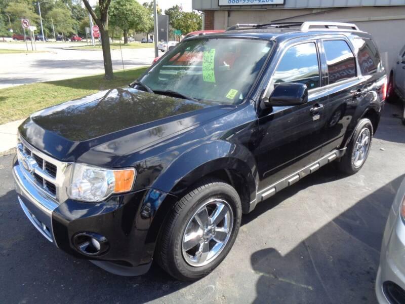 2012 Ford Escape for sale at Aspen Auto Sales in Wayne MI