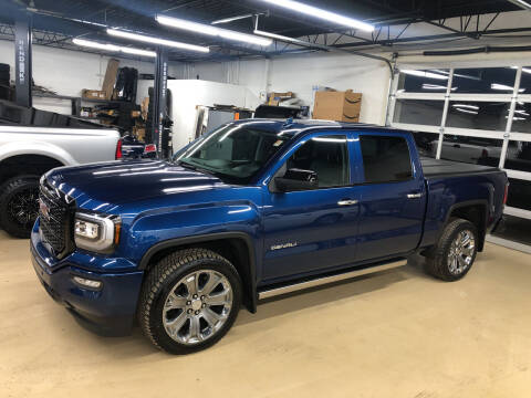 2017 GMC Sierra 1500 for sale at Fox Valley Motorworks in Lake In The Hills IL
