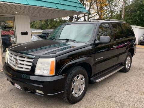 2004 Cadillac Escalade for sale at New Wheels in Glendale Heights IL