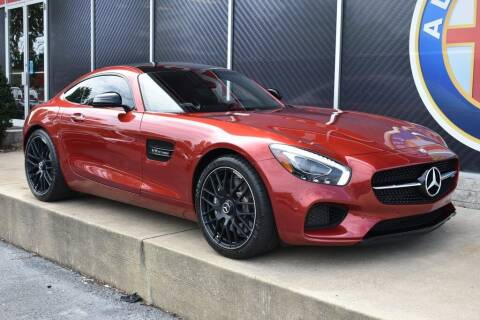 2017 Mercedes-Benz AMG GT for sale at Alfa Romeo & Fiat of Strongsville in Strongsville OH