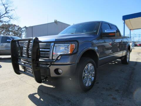 2010 Ford F-150 for sale at Quality Investments in Tyler TX