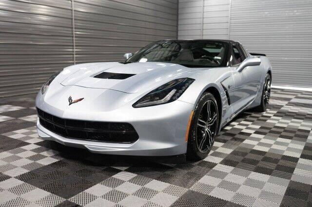 2017 Chevrolet Corvette for sale in Sykesville, MD