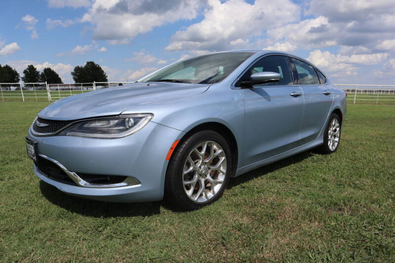 2015 Chrysler 200 for sale at Liberty Truck Sales in Mounds OK