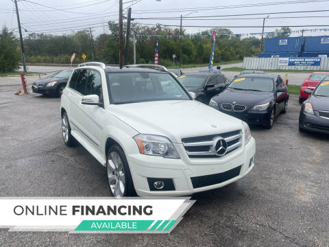 2010 Mercedes-Benz GLK for sale at I57 Group Auto Sales in Country Club Hills IL