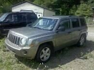 2008 Jeep Patriot for sale at Seneca Motors, Inc. (Seneca PA) - WARREN, PA LOCATION in Warren PA