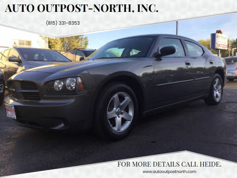 2009 Dodge Charger for sale at Auto Outpost-North, Inc. in McHenry IL