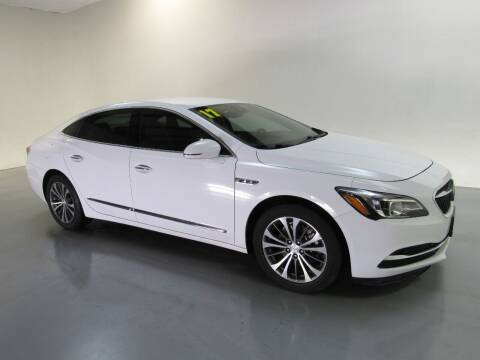 2017 Buick LaCrosse for sale at Salinausedcars.com in Salina KS