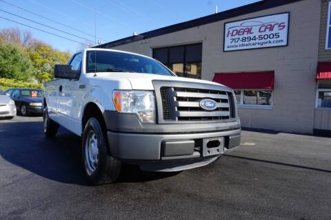 2011 Ford F-150 for sale at I-Deal Cars LLC in York PA