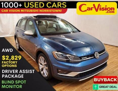 2019 Volkswagen Golf Alltrack for sale at Car Vision Buying Center in Norristown PA