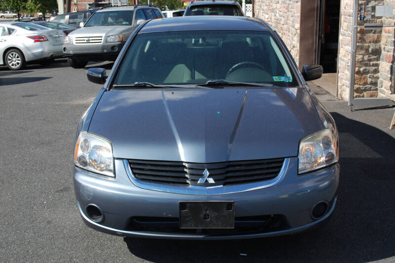 2008 Mitsubishi Galant for sale at D&H Auto Group LLC in Allentown PA