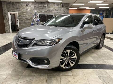 2018 Acura RDX for sale at Sonias Auto Sales in Worcester MA