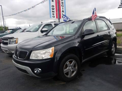 2009 Pontiac Torrent for sale at American Auto Group LLC in Saginaw MI