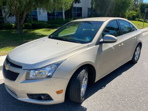 2011 Chevrolet Cruze for sale at Donada  Group Inc in Arleta CA