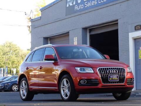 2014 Audi Q5 for sale at Rivera Auto Sales LLC in Saint Paul MN