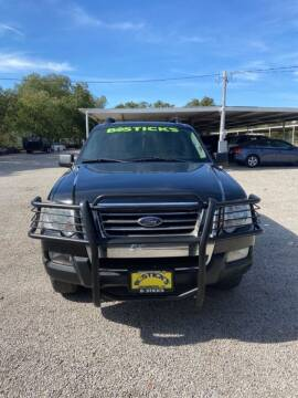 2008 Ford Explorer Sport Trac for sale at Bostick's Auto & Truck Sales LLC in Brownwood TX