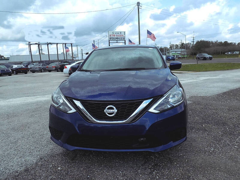 2019 Nissan Sentra for sale in Riverview, FL