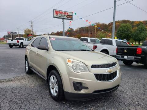 2015 Chevrolet Equinox for sale at MARLAR AUTO MART SOUTH in Oneida TN